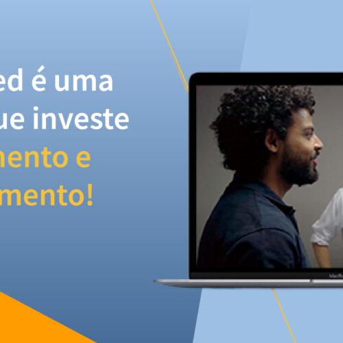 Azimute Med é uma empresa que investe em treinamento de desenvolvimento!