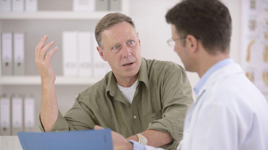 15 coisas que os pacientes estão cansados de saber e não praticam
