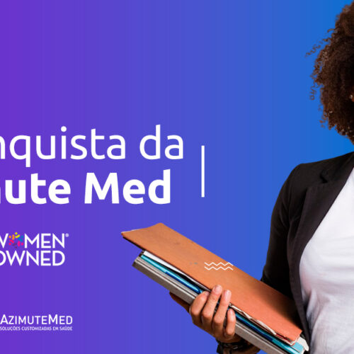 A conquista do Selo Women Owned para Azimute Med
