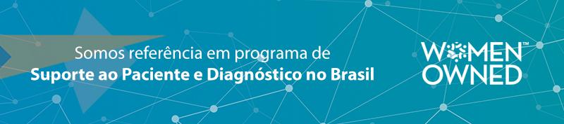 Programa de suporte ao paciente e diagnóstico