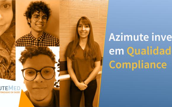 Azimute Med investe em Qualidade e Compliance